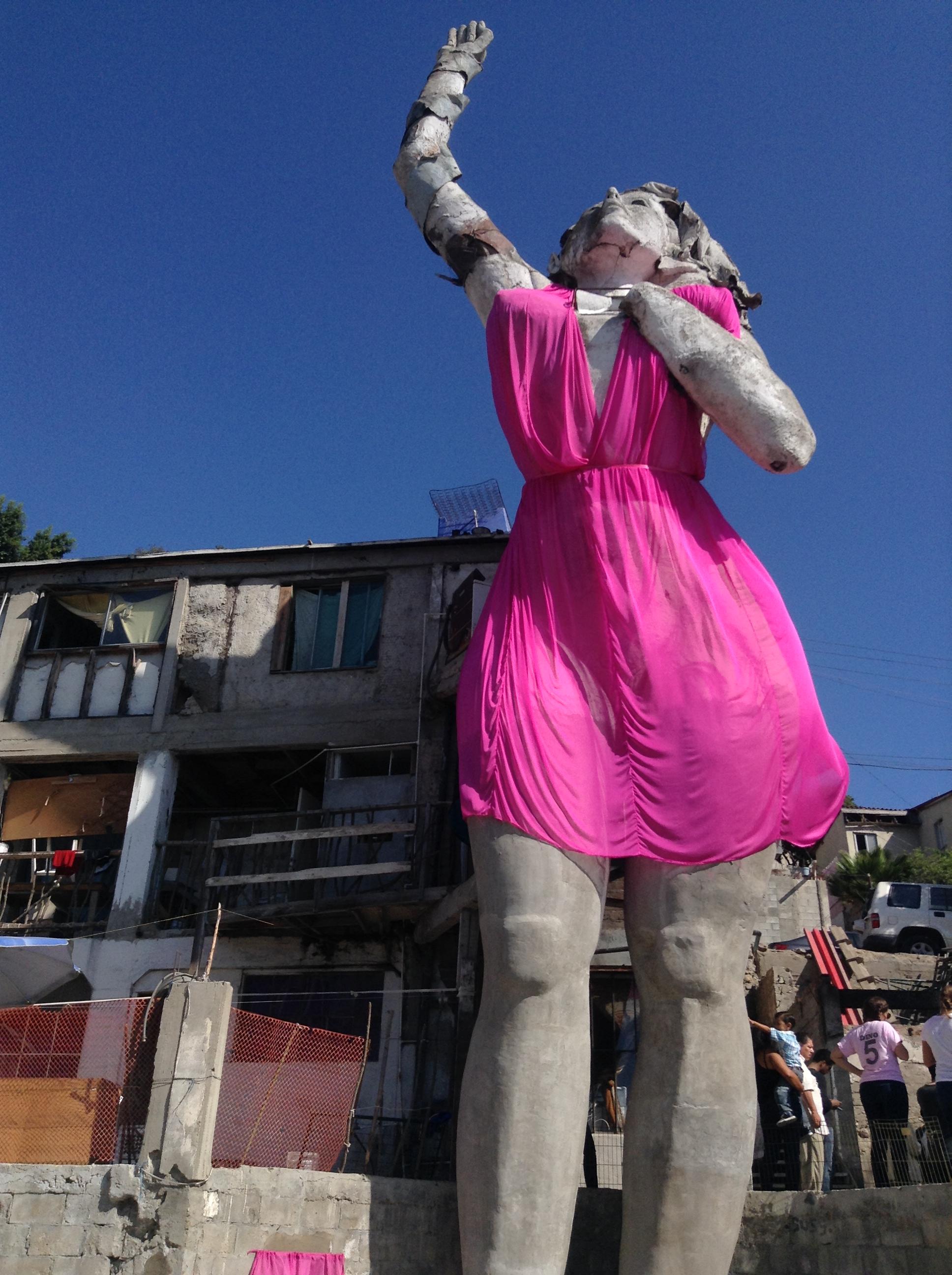 La mona de Tijuana.